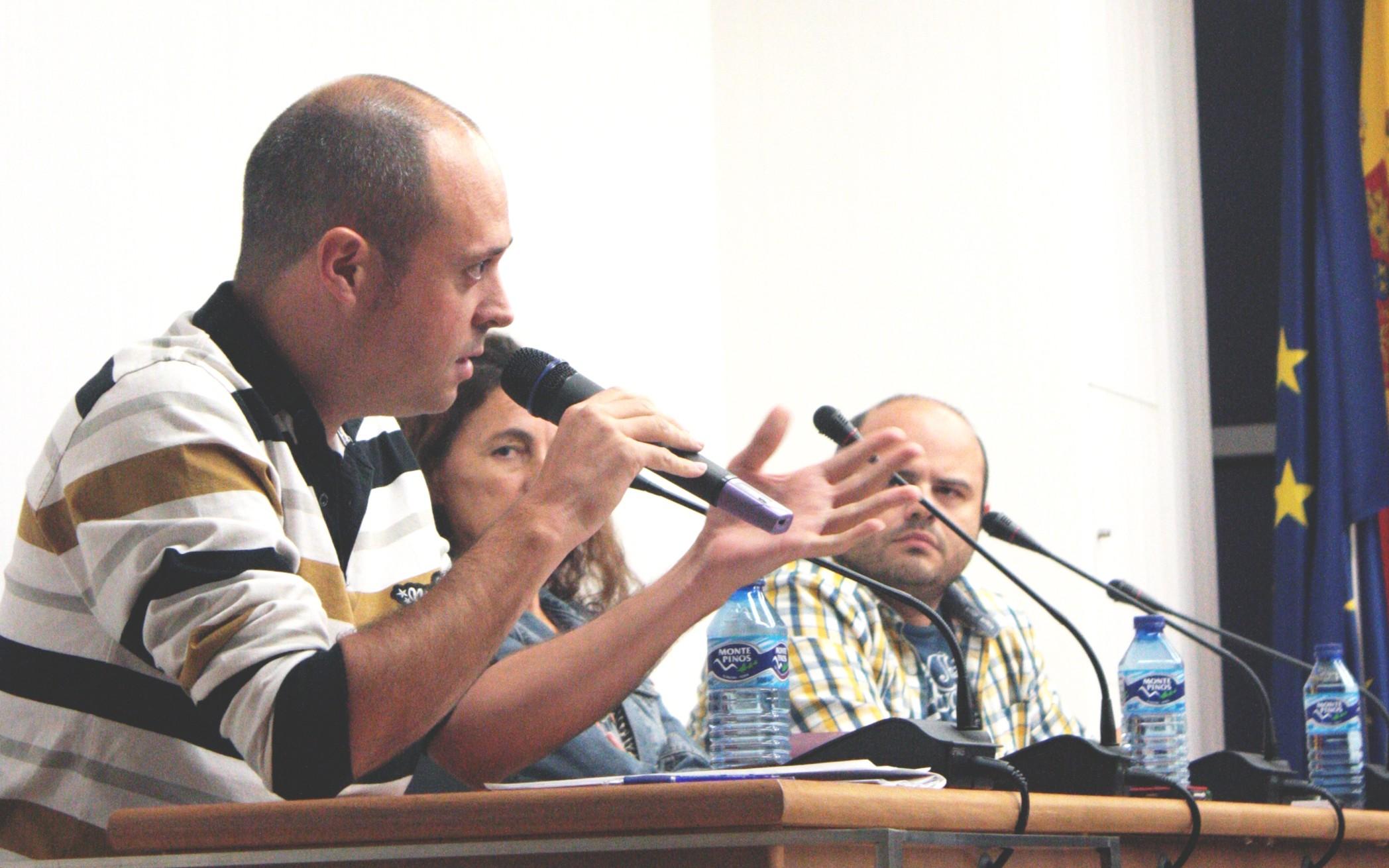 FOTO: Artur Hernàndez, portaveu del grup municipal (imatge d'arxiu).
