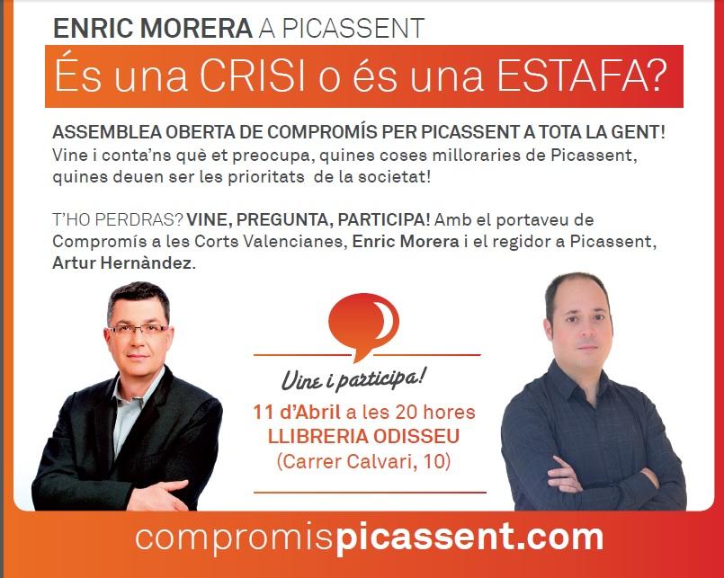 Enric Morera a Picassent