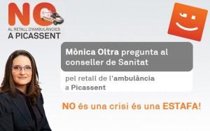 Tarja Mònica Oltra Ambulàncies Picassent