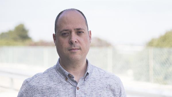 Artur Hernàndez, portaveu de Compromís a l'Ajuntament de Picassent.