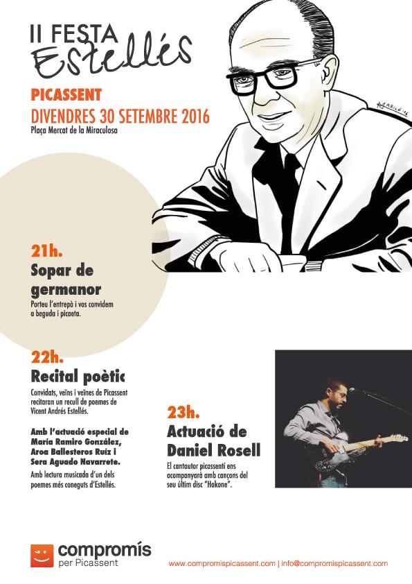 Festa Estellés Picassent 2016 horitzontal